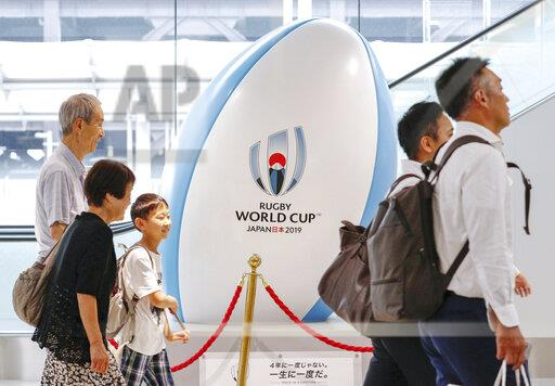 Rugby World Cup in Japan