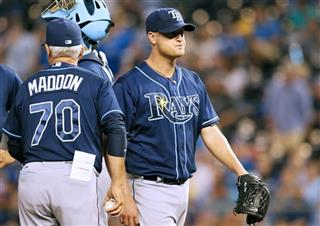 Alex Cobb Joe Maddon