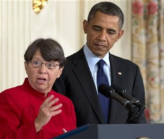 Barack Obama, Mary Jo White