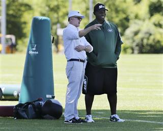 Woody Johnson, Todd Bowles
