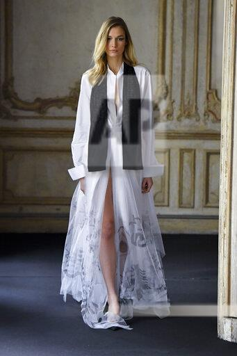 PFW: Aelis Haute Couture fashion show