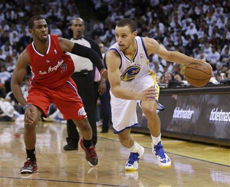 Stephen Curry, Chris Paul