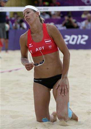 London Olympics Basketball Volleyball