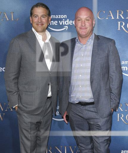 CA: Amazon's CARNIVAL ROW Los Angeles Premiere - Arrivals