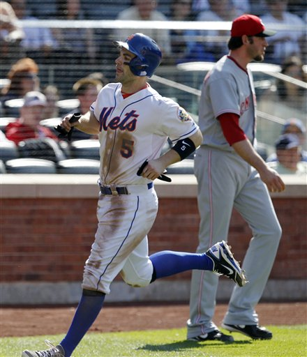 David Wright, Logan Ondrusek