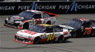 NASCAR Michigan Auto Racing
