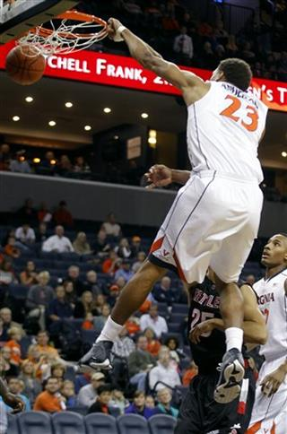 Seattle Virginia Basketball