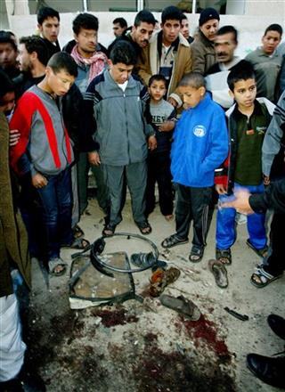 Mideast Israel Targeted Killings