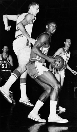 Oscar Robertson, Jerry West