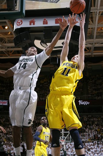Gary Harris, Nik Stauskas