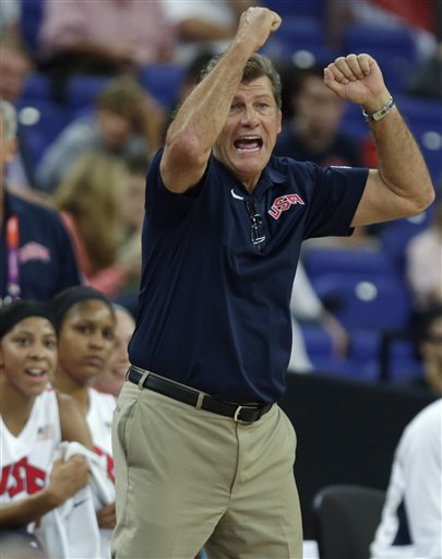Geno Auriemma