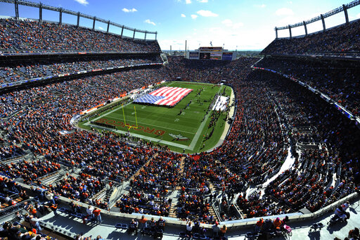Denver Broncos--Sports Authority Field at Mile