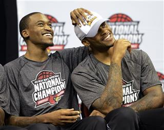 Kevin Ware, Chane Behanan