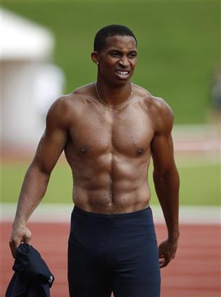 London Olympics Athletics Mens