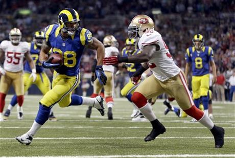 Lance Kendricks, Patrick Willis
