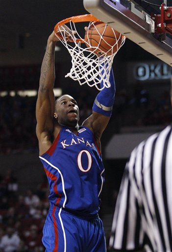 Kansas Oklahoma Basketball