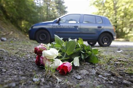 France Alps Killings Child Witnesses