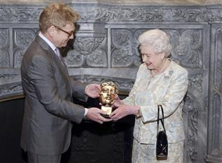 Britain Queen Film Award