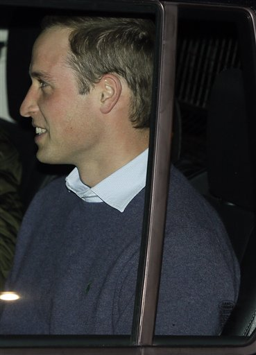 Britain Prince William