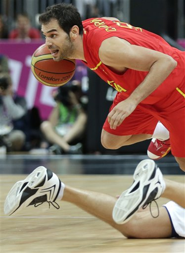 Jose Calderon, Anton Ponkrashov