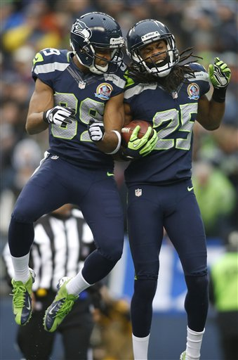 Richard Sherman, Doug Baldwin