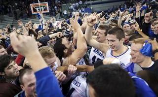 Creighton Drake Basketball