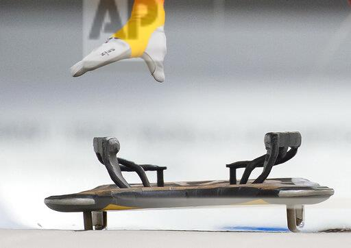 Germany Bobsled Worlds