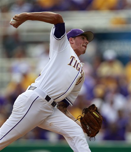 NCAA Stony Brook LSU Baseball
