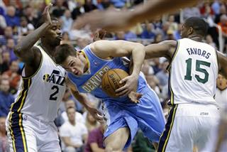 Danilo Gallinari, Marvin Williams, Derrick Favors