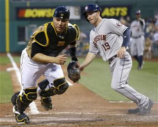 Russell Martin, Robbie Grossman