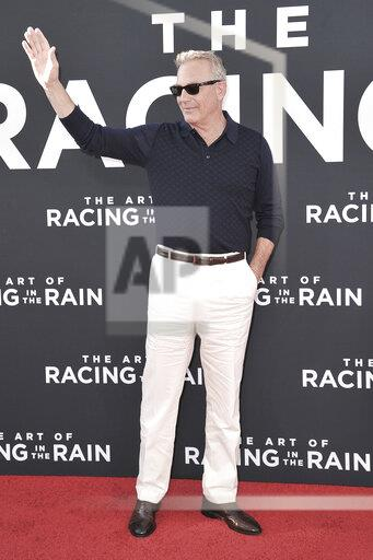"LA Premiere of ""The Art of Racing in the Rain"""