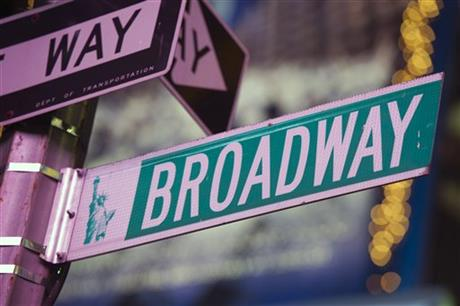 Theater-Broadway Audiences
