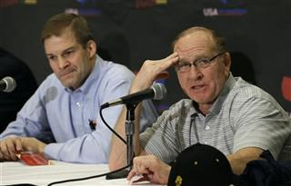Dan Gable, Jim Jordan