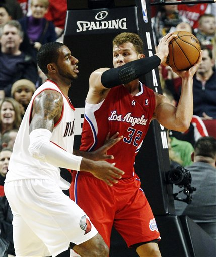 Blake Griffin, LaMarcus Aldridge