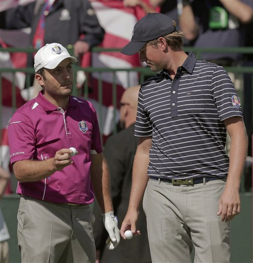 Francesco Molinari, Webb Simpson