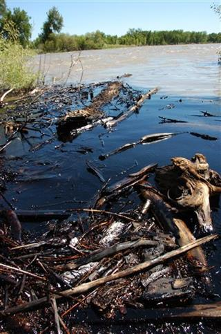 Yellowstone Oil Spill