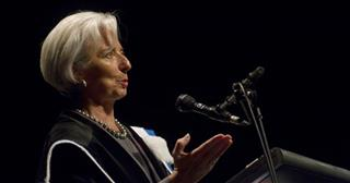 Belgium Lagarde Honorary Degree