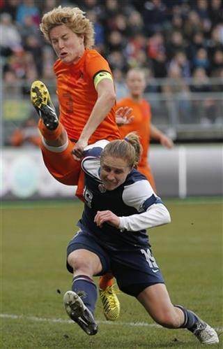 Netherlands Women's Soccer USA
