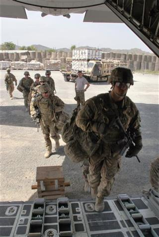 Afghanistan Brigade Transition