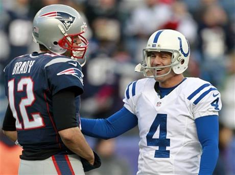 Tom Brady, Adam Vinatieri