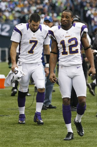 Percy Harvin, Christian Ponder