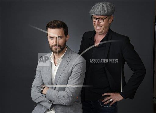"inVision Chris Pizzello/Invision/AP a ENT CA USA CACP101 2016 Summer TCA - ""Berlin Station"" Portrait Session"