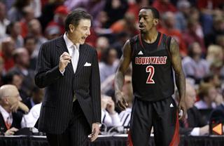 Rick Pitino, Russ Smith