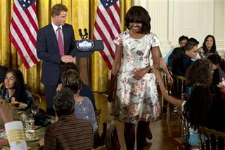 Michelle Obama, Prince Harry