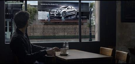 Super Bowl-Advertising-Mercedes-Benz
