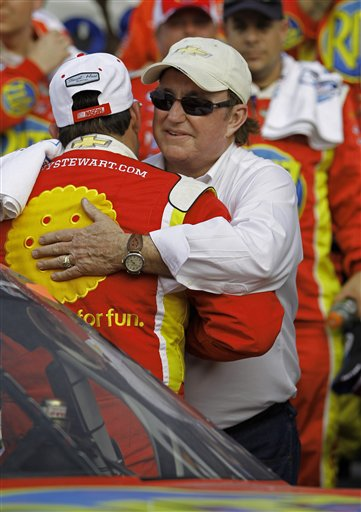Richard Childress, Tony Stewart