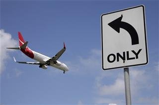 Australia Earns Qantas