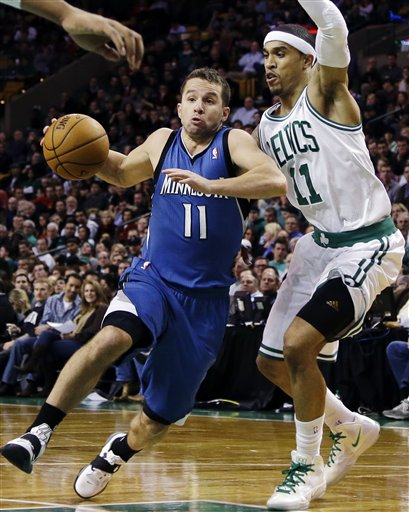 Jose Juan Barea, Courtney Lee