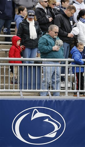 Penn State Spring Game Football
