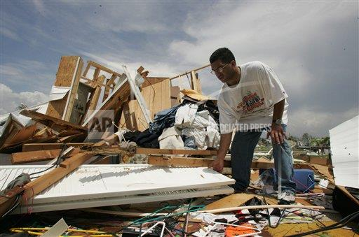 Associated Press Domestic News Florida United States Weather HURRICANE CHARELY
